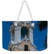 Congregational Church Tower Weekender Tote Bag