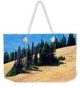 Conifer Clusters Weekender Tote Bag
