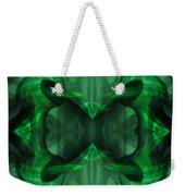 Conjoint - Emerald Weekender Tote Bag