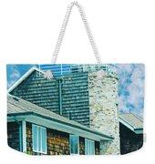 Conneticut Coastal Home Weekender Tote Bag