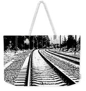 Conneticut Railway Weekender Tote Bag