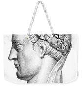 Constantine I (d. 337) Weekender Tote Bag by Granger