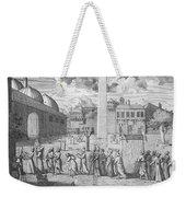 Constantinople, 1727 Weekender Tote Bag