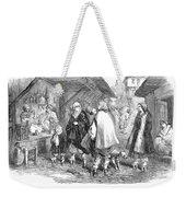 Constantinople, 1854 Weekender Tote Bag