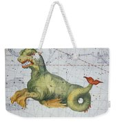 Constellation Of Cetus The Whale Weekender Tote Bag