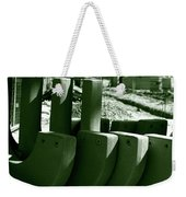 Construction Site Curves Weekender Tote Bag