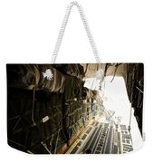 Container Delivery System Bundles Drop Weekender Tote Bag