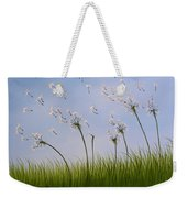 Contemporary Landscape Art Make A Wish By Amy Giacomelli Weekender Tote Bag