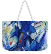 Contemporary Painting Six Weekender Tote Bag