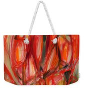Contemporary Painting Three Weekender Tote Bag