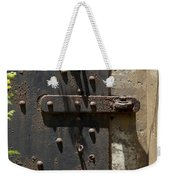Contents Unknown Weekender Tote Bag