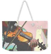 Contorno Fiddle Weekender Tote Bag