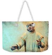 Conversation With God Weekender Tote Bag