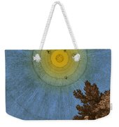 Conversations On The Plurality Weekender Tote Bag by Science Source