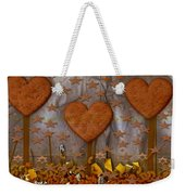 Cookie Trees Weekender Tote Bag