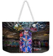 Cool Brittania Weekender Tote Bag