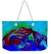 Cool Heat Weekender Tote Bag