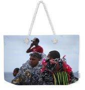 Cool In Frills Number 1 Weekender Tote Bag