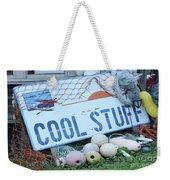 Cool Stuff Weekender Tote Bag