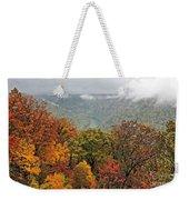 Cooper's Rock West Virginia Weekender Tote Bag