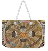 Copernican World System, 17th Century Weekender Tote Bag