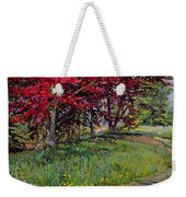 Copper Beeches New Timber Sussex Weekender Tote Bag