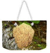 Coral Mushroom Weekender Tote Bag