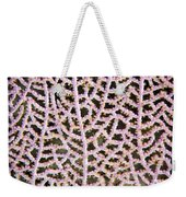 Coral Pattern Weekender Tote Bag
