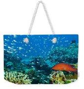 Coral Reef In Thailand Weekender Tote Bag