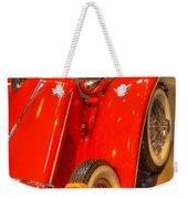 Cord Automobile  Weekender Tote Bag