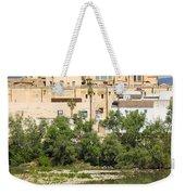 Cordoba Cathedral And Guadalquivir River Weekender Tote Bag