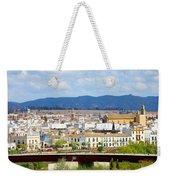 Cordoba Cityscape In Spain Weekender Tote Bag