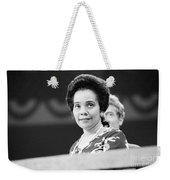 Coretta Scott King Weekender Tote Bag