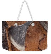Cork Oak Quercus Suber Bark Weekender Tote Bag