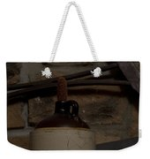 Corked White Lightning 9 Weekender Tote Bag