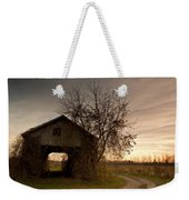 Corn Crib Weekender Tote Bag