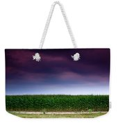 Corn Row Weekender Tote Bag