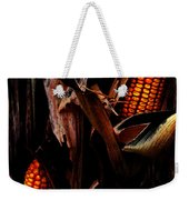Corn Stalks Weekender Tote Bag