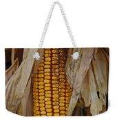Corn Stalks Weekender Tote Bag