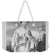 Cornelia (fl. 2nd Century Weekender Tote Bag