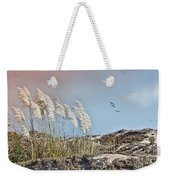 Coronado Island Pampas Grass Weekender Tote Bag