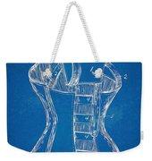Corset Patent Series 1894 Weekender Tote Bag
