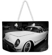 Corvette 55 Convertible Weekender Tote Bag
