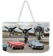 Corvette Club 01 Weekender Tote Bag