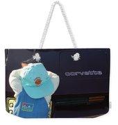 Corvette Crier Weekender Tote Bag