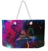 Cosmic Connection Weekender Tote Bag