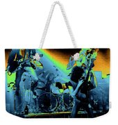 Cosmic Derringer Electrify Spokane 2 Weekender Tote Bag