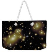 Cosmic Magnifying Glass Weekender Tote Bag
