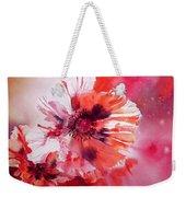 Cosmic Poppies Weekender Tote Bag