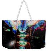 Cosmic Smurf Weekender Tote Bag